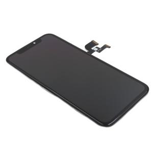 iPhone X HARD OLED näyttö ja kosketuspaneeli  - Musta