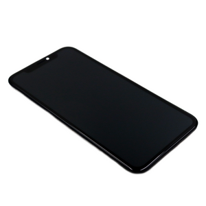 iPhone XR Näyttö ja kosketuspaneeli (IN-CELL)  - Musta