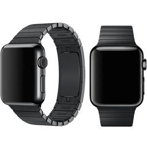 Devia Apple Watch hihna 44mm/ 42mm, musta