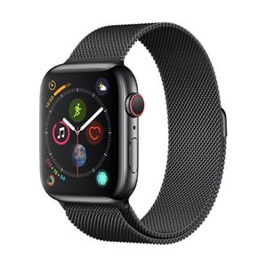 Devia Apple iWatch hihna 40mm / 38mm, space black