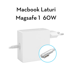 MicroBattery MagSafe laturi Macbook 13 tuumaa 2006 - 2012