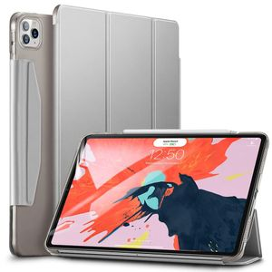 "ESR Yippee Magnetic Apple iPad Pro 12.9"" 2018 Suojakotelo harmaa"