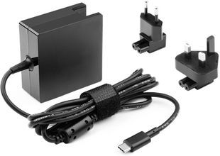 Microbattery USB-C Laturi Power Delivery tekniikalla - Sopii Macbook jne lataamiseen - 65 W