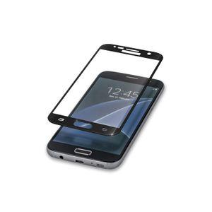 Forever 3D Iskunkestävä Panssarilasi iPhone 7 Plus, musta matta