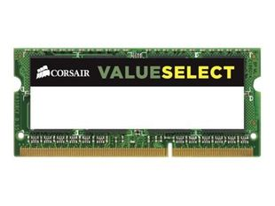 CORSAIR DDR3L 1600MHZ 8GB (2x4Gb) SODIMM Unbuffered