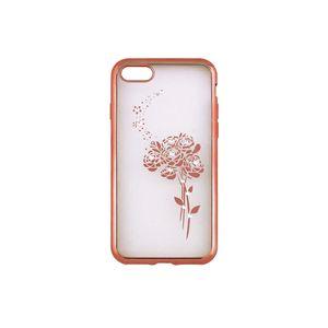 Beeyo Roses Suojakotelo iPhone 6 / 6S, ruusukulta