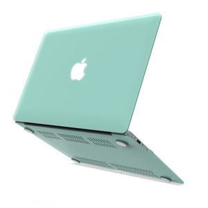 "Tech-Protect Apple Macbook Air 13"" A1466 Kovamuovinen suojakotelo Minttu"