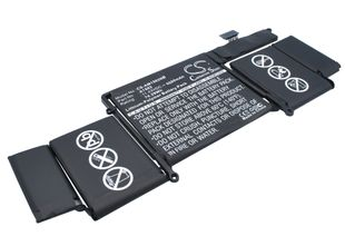 MacBook Pro 13 Retina 2015 Malli A1502 akku 6500 mAh