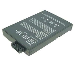 Apple Powerbook G3 M7385 akku 6600 mAh - Vaalea Harmaa