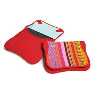 "Built NY Netbook / iPad Envelope 9-10"" Nolita Stripe"