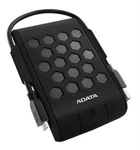 ADATA HD720 IP68 Veden- ja pölynkestävä ulkoinen kiintolevy, 2 TB, USB 3.1, musta