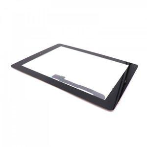 iPad 4 Näyttö / Kosketuspaneeli / Digitizer - Musta