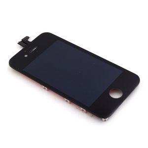 iPhone 4S LCD Näyttö ja kosketuspaneeli - Musta
