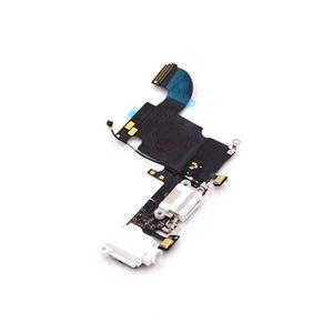 iPhone 6S Latausportti / Kuulokeportti / Mikrofoni - Valkoinen