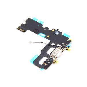 iPhone 7 Latausportti / mikrofoni - Valkoinen