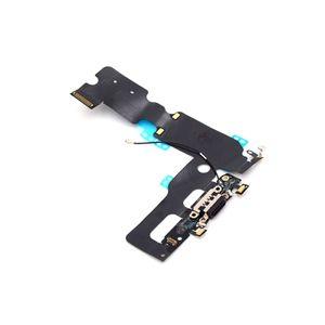 iPhone 7 Plus Latausportti ja mikrofoni - Musta