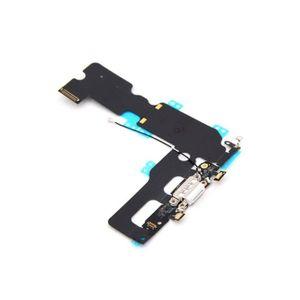 iPhone 7 Plus Latausportti / Mikrofoni - Valkoinen
