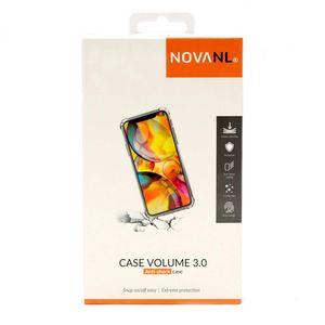 NovaNL TPU Volume 3.0 suojakotelo Apple iPhone XR - läpinäkyvä