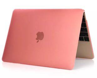 """Apple Macbook Pro 15"""" Touchbar A1707 Kovamuovinen suojakotelo Pinkki"""