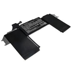 Macbook Air 13-tuumaa 2018-2019 A1932 / A1965 akku 4800mAh