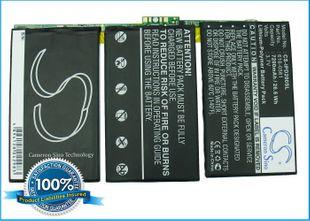 Apple A1316, iPad 2 16GB Wi-Fi,iPad 2 32GB Wi-Fi 3G, yhteensopiva akku 7200 mAh