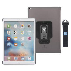 """Armor-X CX Apple iPad Pro 12.9"""" Suojakotelo käsihihnalla - Harmaa"""