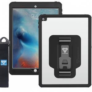 Armor-X MX IP68 Vedenkestävä Suojakotelo iPad Pro 10.5, läpinäkyvä / musta