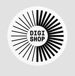PopSockets -pidike Digishop, valkoinen
