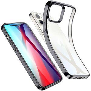 ESR Halo Suojakotelo iPhone 12 Mini - Musta / Läpinäkyvä