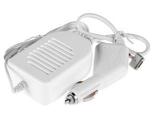 Green Cell MagSafe 2 Autolaturi Macbook Pro Retina 13 - tuumaa 2012 ja uudemmat vuosimallit - 60W