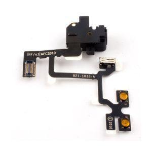 iPhone 4 Äänenvoimakkuuden flex-kaapeli (mute/volume)
