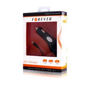 Forever Autolaturi kiinteällä iPhone 4/4S kaapelilla
