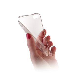 Ultra Slim TPU suojakotelo iPhone 5 / 5S / SE - Läpinäkyvä