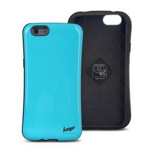 Beeyo Candy Curacao suojakotelo iPhone 6 - Sininen