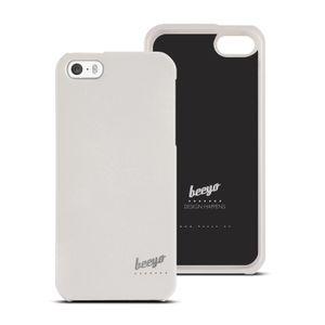 Beeyo Spark White suojakotelo iPhone 5 / 5S