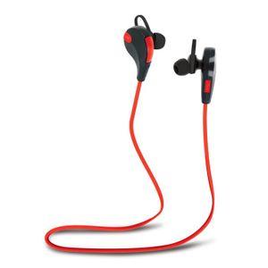 Forever Bluetooth Headset BSH-100 langattomat kuulokkeet - Punainen