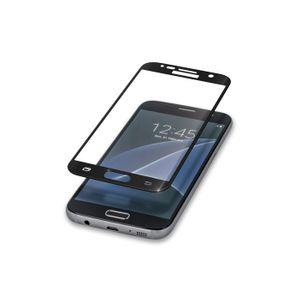 Forever 3D Koko näytön peittävä iskunkestävä panssarilasi iPhone 6 Plus / 6S Plus - Musta
