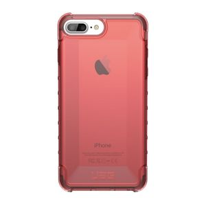 UAG Urban Armor Gear Plyo kestävä suojakotelo iPhone 8 Plus / 7 Plus / 6S Plus  - Punainen