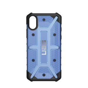 UAG Urban Armor Gear Plasma kestävä suojakotelo iPhone X - Musta / sininen