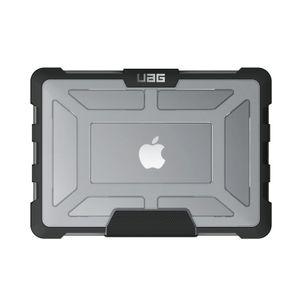 UAG Urban Armor Gear Suojakotelo Apple Macbook Pro 15 tuumaa - Kirkas / musta