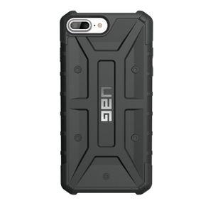 UAG Urban Armor Gear Pathfinder kestävä suojakotelo iPhone X / XS - Musta