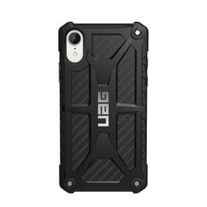 UAG Urban Armor Gear Monarch suojakotelo iPhone XR - Carbon