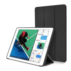 Tech-Protect Smartcase Apple iPad 10.2 2019 / 2020 Suojakuori - Musta
