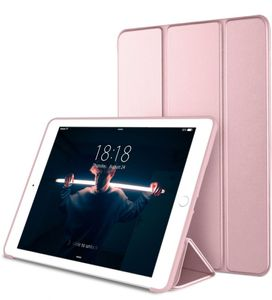 Tech-Protect Smartcase Apple iPad 9.7 2017 / 2018 Suojakuori - Ruusukulta