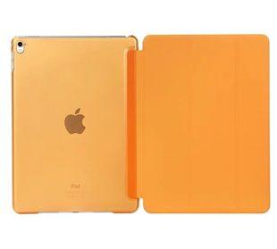 Apple iPad 2 / 3 / 4 Suojakuori Magneettiläpällä - Oranssi