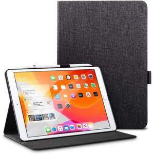 "ESR Urban Premium Series Simplicity Apple iPad 10.2"" 2019 Suojakotelo musta"