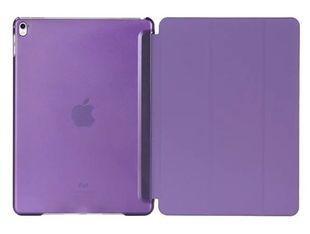 Apple iPad Pro 9.7 Suojakuori Magneettiläpällä - Lila