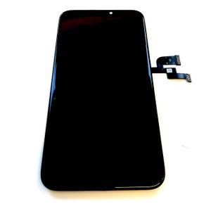 iPhone X SOFT OLED näyttö + kosketuspaneeli  - Musta