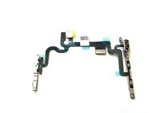 iPhone 7 Virta- ja äänenvoimakkuusnäppäimien flex-kaapeli