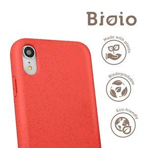 "Forever Bioio 100% biohajoava suojakotelo iPhone 12 Pro Max 6.7"" - Punainen"